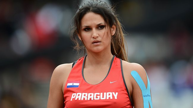 Top 10 Most Beautiful Female Athletes 2015