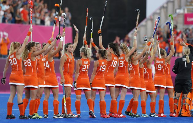 Best Female Field Hockey Teams
