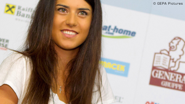 Hottest Female Tennis Players 2015