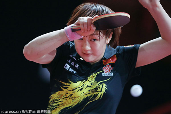 Top 10 Female Table Tennis Players