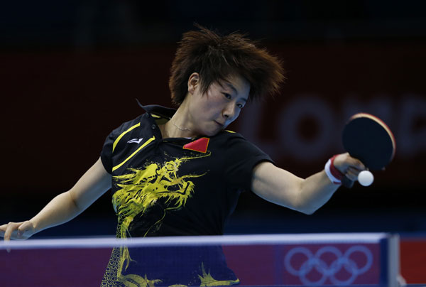Image result for female ping pong