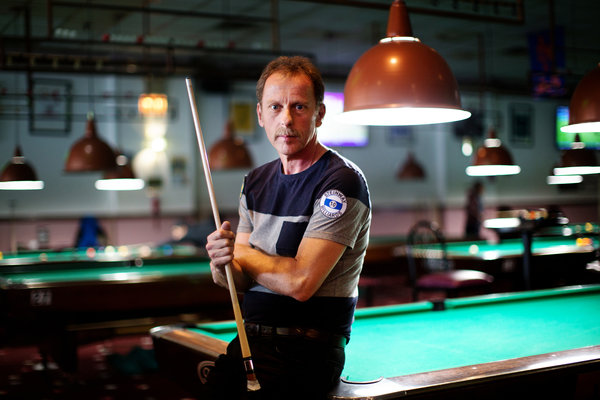 Pool players picture 81
