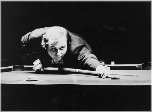 Famous Pool Players -  Ronnie Allen