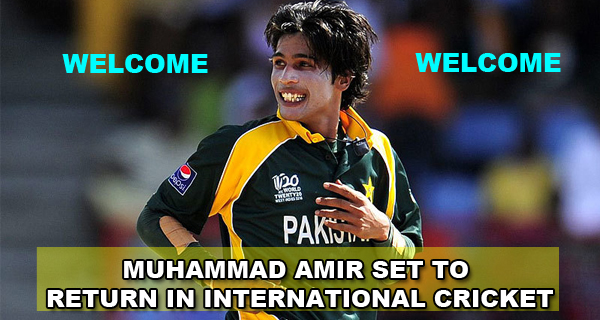 Muhammad Aamir Set for World T20 Return