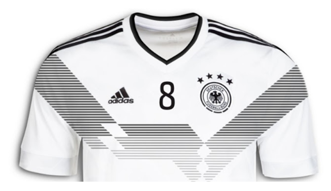 Germany Official Team Jersey FIFA World Cup 2018