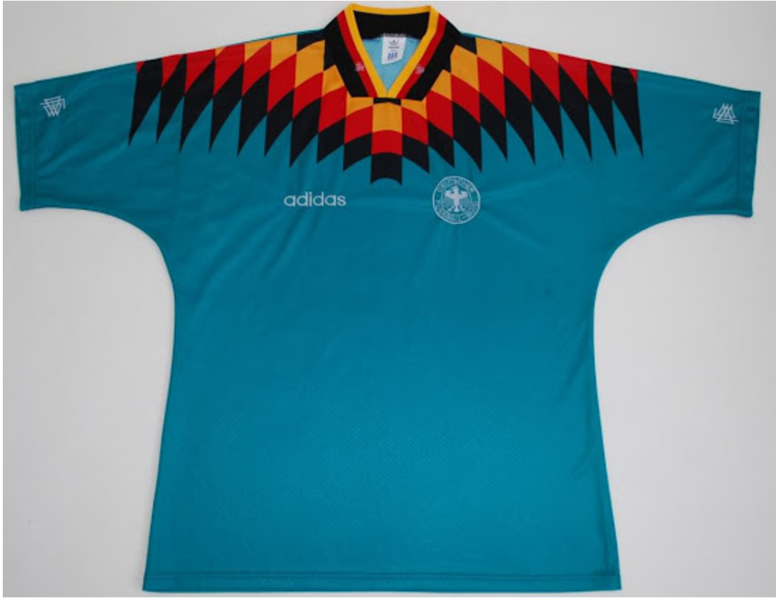 Germany Official Team Jersey FIFA World Cup 2018 leaked