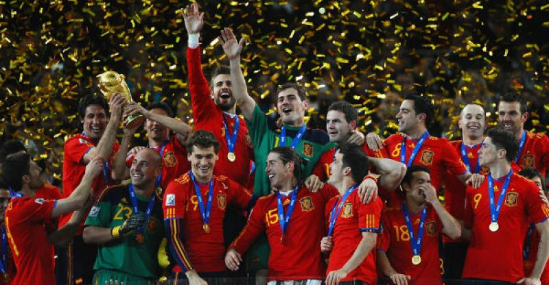 Can Spain reclaim the World Cup throne